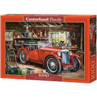 упаковка игры Пазл «Винтажный гараж» 1000 элементов
