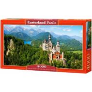 упаковка игры Пазл «Замок Нойшванштайн, Германия» 4000 элементов