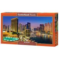 упаковка игры Пазл «Дубай» 4000 элементов