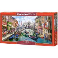 упаковка игры Пазл «Шарм Венеции» 4000 элементов