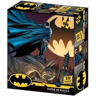 упаковка игры Пазл Super 3D Знак Бэтмена 500 элементов