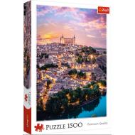 упаковка игры Пазл «Толедо. Испания» 1500 элементов