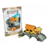 упаковка игры Торговый мост. Средневековый город