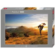 упаковка игры Пазл Пейзаж на закате Alexander van Humboldt 1000 деталей