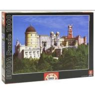 упаковка игры Пазл Дворец Пена Португалия 1000 деталей