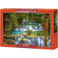 упаковка игры Пазл Каскад 1000 элементов Castorland