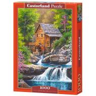 упаковка игры Пазл Весенняя мельница 1000 элементов Castorland