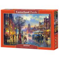 упаковка игры Пазл «Abbey road 1930 years» 1000 элементов