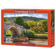 упаковка игры Пазл  «Местечко в Уэльсе» 1000 элементов