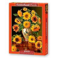 упаковка игры Пазл «Подсолнухи в вазе» 1000 элементов