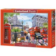 упаковка игры Пазл «Весна в Лондоне» 2000 элементов