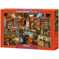 упаковка игры Пазл «Общие товары» 2000 элементов