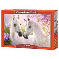 упаковка игры Пазл «Лошади» 1000 элементов