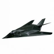 упаковка игры Модель Самолет F-117 Умная бумага