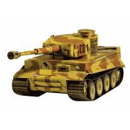 упаковка игры Модель Танк Tiger Умная бумага