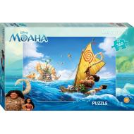 упаковка игры Пазл Моана Disney 560 элементов Step Puzzle