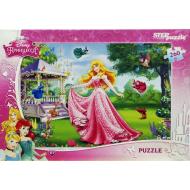 упаковка игры Пазл Спящая красавица 260 элементов Step Puzzle