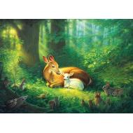 упаковка игры Пазл В лесу 560 элементов Step Puzzle