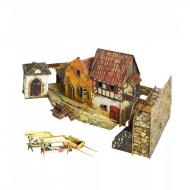 упаковка игры Городская площадь Рынок Умная бумага