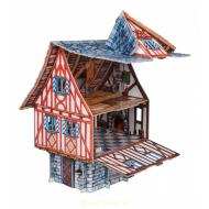 упаковка игры Модель Дом купца (Умная Бумага) Умная бумага