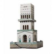 упаковка игры Модель Белая башня Умная бумага