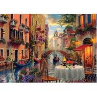 упаковка игры Пазл Доминик Дэвисон Венеция 1000 элементов Step Puzzle