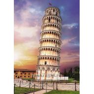 упаковка игры Пазл Пизанская башня 1000 элементов Trefl