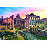 упаковка игры Пазл Римский форум 1000 элементов Trefl