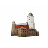 упаковка игры Выборгский замок (Умная Бумага) Умная бумага