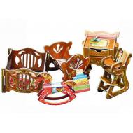 упаковка игры Коллекционный набор мебели Детская