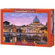 упаковка игры Пазл Ватикан 500 элементов Castorland