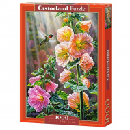 упаковка игры Пазл После дождя 1000 элементов Castorland