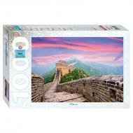 упаковка игры Пазл Великая Китайская стена 1000 элементов Step Puzzle