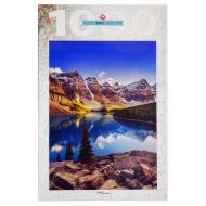 упаковка игры Пазл Озеро в горах 1000 элементов Step Puzzle