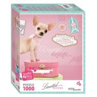 упаковка игры Пазл Щенок Studio Pets by Myrna 1000 элементов Step Puzzle