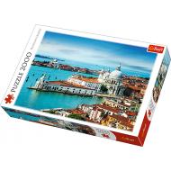 упаковка игры Пазл Венеция, Италия 2000 элементов Trefl