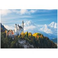 упаковка игры Пазл Баварские Альпы 1500 элементов Trefl