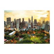 упаковка игры Пазл Закат в Бангкоке 3000 элементов Trefl
