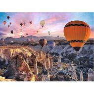 упаковка игры Пазл Воздушные шары над Каппадокией 3000 элементов Trefl