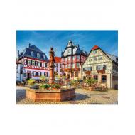 упаковка игры Пазл Площадь, Хеппенхайм, Германия 3000 элементов Trefl