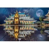 упаковка игры Пазл Ват Па Фу Кон Таиландия 1500 элементов Trefl