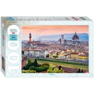 упаковка игры Пазл Италия Флоренция 1000 элементов Step Puzzle