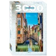 упаковка игры Пазл Италия Венеция 3000 элементов Step Puzzle