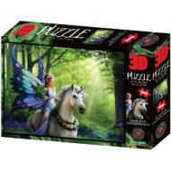 упаковка игры Пазл Super 3D Царство очарования 500 деталей