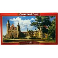 упаковка игры Пазл Замок Польша 4000 элементов Castorland