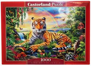 Пазл Король джунглей 1000 элементов Castorland