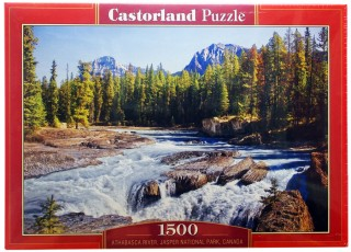 Пазл Национальный парк Канада 1500 элементов Castorland