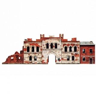 Холмские ворота Брестская крепость Умная бумага