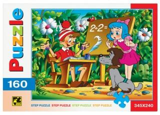 Пазл Буратино 160 элементов Step Puzzle