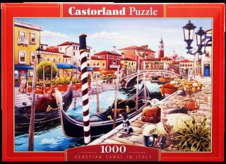 Пазл Венецианский канал 1000 элементов Castorland